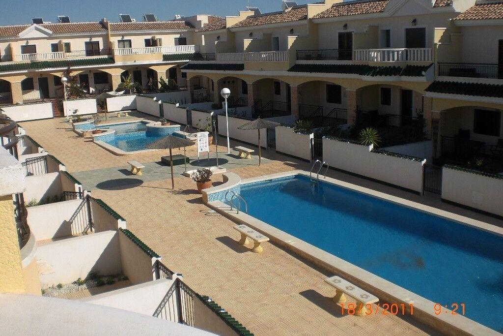 Luxury 2 Bed 2 Bath Townhouse In Quesada