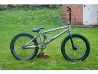 Stereo Wire BMX - Starship Chrome