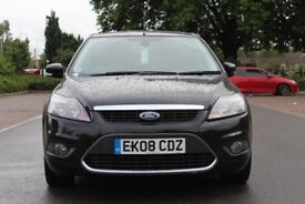 FORD FOCUS 1.6 VERY ECONOMICAL HPI CLEAR WITH SERVICE HISTORY