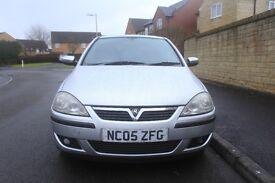 Vauxhall Corsa 1.2 SXi Hatchback (05 REG) 3dr MOT JAN-18