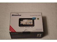 Binatone U435 4.3Inch Sat Navigation UK £30 and EUROPE £40