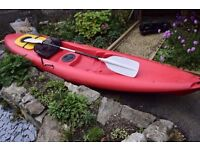 Open Cruiser Kayak including Paddle | Nautica Sea & River £160