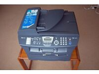 Brother MFC-7820N Monochrome Laser - fax-copier-printer-scanner