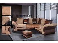 FREE DELIVERY Get a brand new camden corner sofa or 3+2 seater set for just £500
