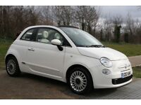 2012 Fiat 500C 1.2 Pop 2dr (start/stop) CABRIO, LOW MILEAGE, BARGAIN, PX TO CLEAR!