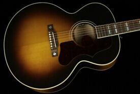 Gibson J-185 Vintage Sunburst, Pristine, 2020 model