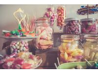 FOR HIRE: BRISTOL & Surrounding Candy Cart Sweet Bar for Weddings and Events!