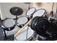 Custom Drum kit, Roland, Alesis, Remo, Dig Drum