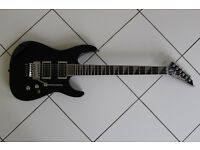 Jackson Elite Soloist, Very rare Japanese built, high quality electric guitar and hardcase