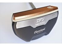 SOLD - Cleveland TFI Mezzo Golf Putter 2135 with Headcover - Used