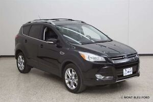 2015 Ford Escape Titanium/AWD  LEATHER, PANORAMIN SUNROOF..LOADE