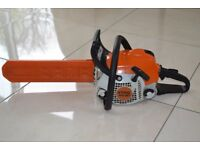 Stihl Chainsaw MS 181