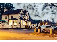KITCHEN PORTER REQUIRED for busy Country Pub nr Watford/Radlett