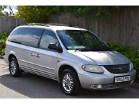 Chrysler Grand Voyager 2.5 CRD Limited 5dr