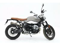 2017 BMW R9T Scrambler with extras ----- Price Promise!