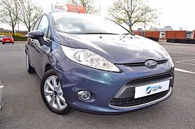 2011 (11) Ford Fiesta 1.25 Zetec 5dr | Yes Cars 4 u - Portsmouth