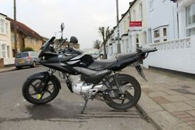 Honda CBF125 - Black Learner Legal Motocycle