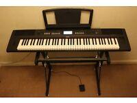 Yamaha NPV-80 Keyboard / Digital Piano