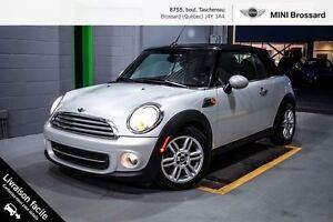 2012 MINI Cooper Convertible Cooper -- BLUETOOTH -- MAG16 --