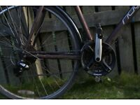 2014 RIDGEBACK Speed SE Mens Hybrid Bike - 23' size