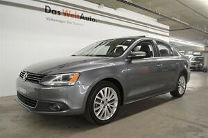2012 Volkswagen Jetta 2.5L Highline, LEATHER, NAV, FULLY LOADED!
