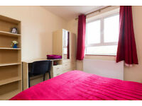 Cosy Double Bedroom close to central