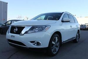 2014 Nissan Pathfinder PLATINUM*AWD*DVD*GPS*7 PLACES*