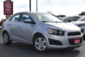 2014 Chevrolet Sonic LT | GOOD ON GAS | AUTO HEADLIGHTS