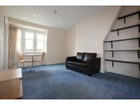 GR17-Spacious ONE BED FLAT (2nd Floor) with Large Kitchen, Living Room & Bathroom-Belsize Park, NW3