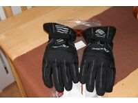 ixon motorcycle gloves large