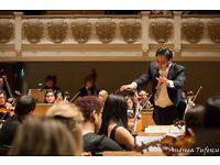 Piano Lessons with Conductor-Pianist Babak Kazemi- All Ages/Levels Welcome