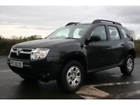 2014 Dacia Duster Manual by Alexander 4x4
