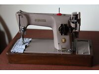 VintageSinger Sewing Machine Model No 201K