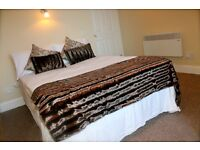 Lovely 1 bed furnished flat, Firs Street, Falkirk