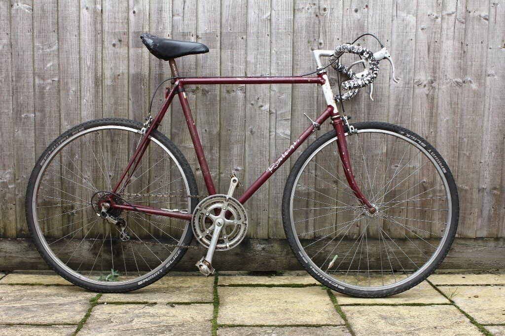 Raleigh Routier road/touring bicycle - 23' inch frame - 700c, Shimano speeds