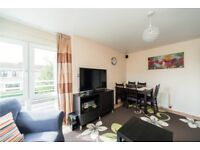Bright 2 Bedroom Flat to let in Saughtons Mains EH11