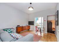 WINDSOR ROAD, N7: SPACIOUS 1 BED - WOODEN FLOORS - PRIVATE BALCONY - MODERN KITCHEN & BATHROOM