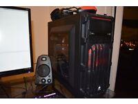 Super Desktop GTX 980 ti - i7 - 2TB HARDRIVE - 240 SSD HARDDRIVE -- For sale!
