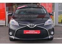 Toyota Yaris VVT-I ICON M-DRIVE S (black) 2015-01-26