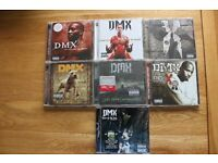 Collection of 7 CDs - DMX
