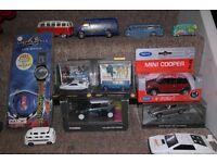 NICE COLLECTION OF CORGI CARS MINI'S VW CAMPERVAN JAMES BOND 007 LOTUS SPIDER VAN CARS ETC SEE PICS