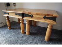 Beautiful Coffee Tables x2