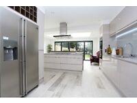 Newly Refurbished 4 Bedroom House in Hanwell