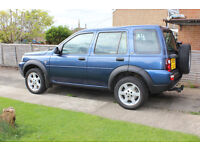 Land Rover Freelander Face Lift Model No Rust What's so ever.