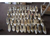 Job Lot of Occasion Shoes ex Business Stock