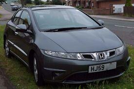 Honda Civic SE i-VTEC 2009 59 £4750 ovno