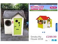 Smoby play house RRP £299