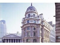 Private & Co-working Space To Rent - Cornhill, Bank, London, EC3V - Flexible Office Space City