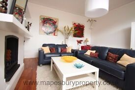 NW6 2 Bed Flat to Rent in Willesden - Furnished with Garden -Ideal for Professionals - Available Now