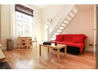 STUDIO APARTMENTS CENTRAL LONDON-3MIN FROM TUBE-NO BILLS TO PAY-STUDENTS/COUPLES-SATURDAY OPEN DAY